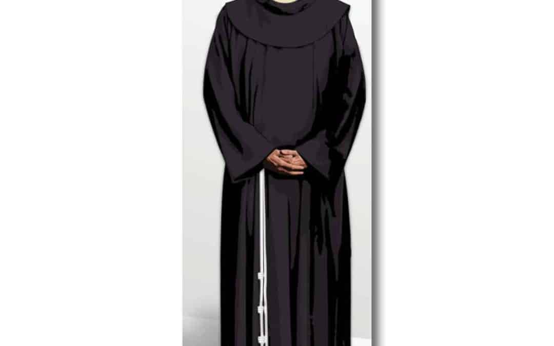Stand-up Cutout – Religious Brother/Priest