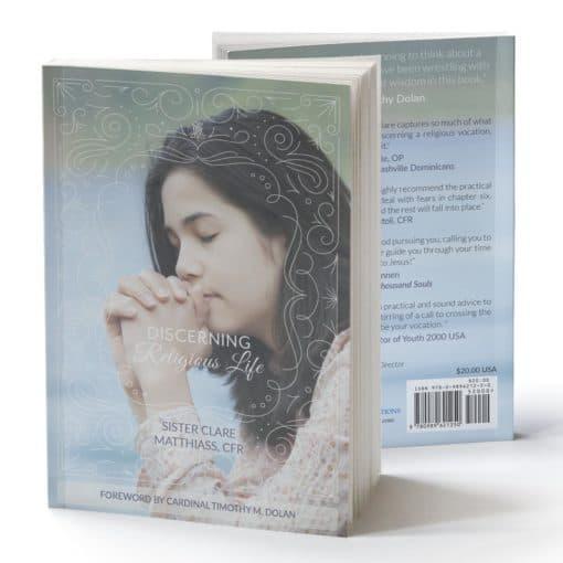Discerning Religious Life cover